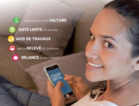 Service SMS Info